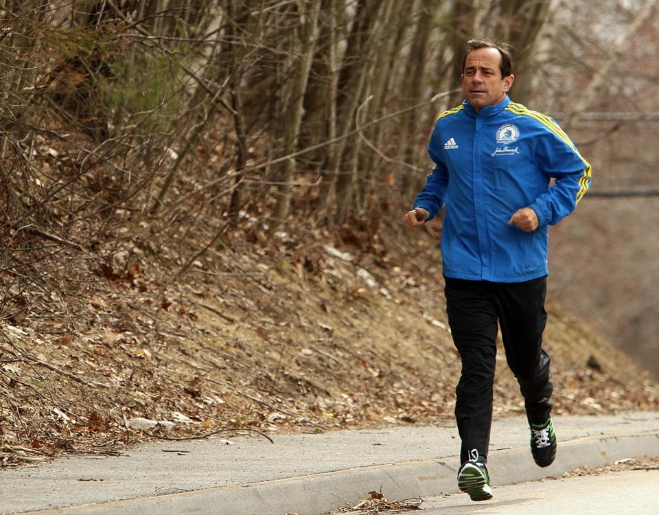 Staging a Boston Marathon with a record field in 2014 is something race director Dave McGillivray must consider.