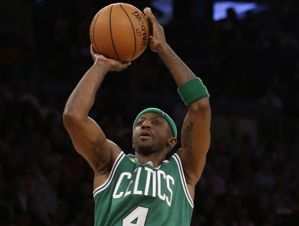 Jason Terry, 35, averaged 10.1 points (the lowest since his rookie season) and has two years left on his contract with Boston.