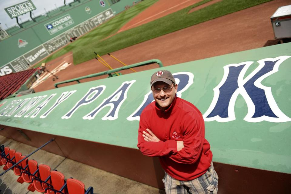 Travis Talbot secured Fenway Park as the venue for Boston Bites Back, which will benefit the One Fund.
