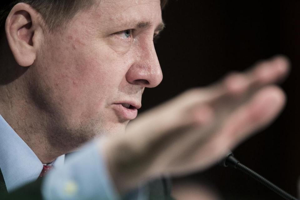 CFPB chief Richard Cordray said private student loan borrowers are struggling to make ends meet.