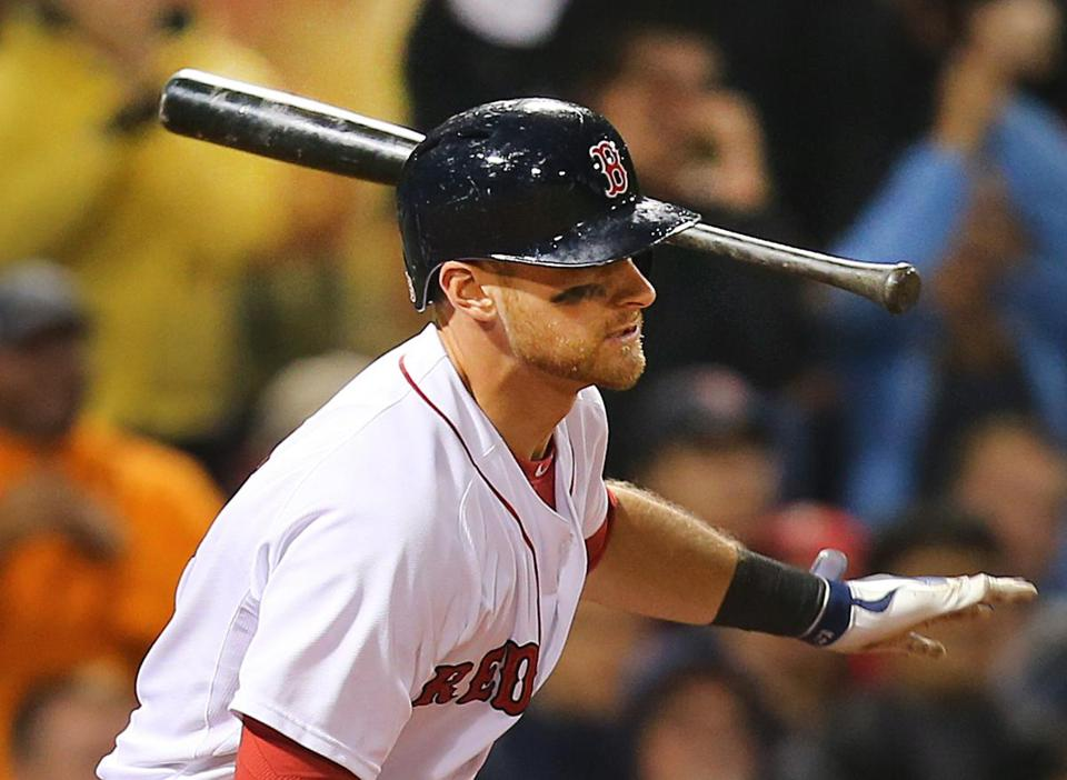 The Red Sox need more production from Will Middlebrooks.