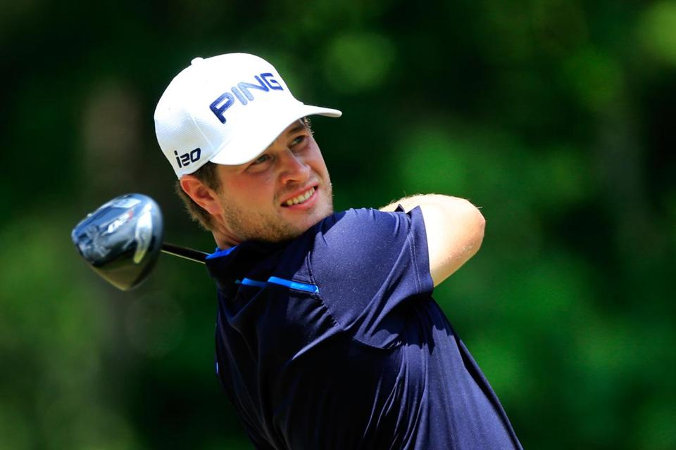 David Lingmerth (-12) the surprise leader at delayed Players Championship.
