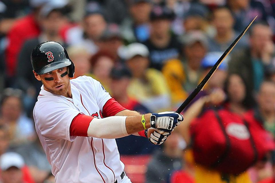 Red Sox third baseman Will Middlebrooks