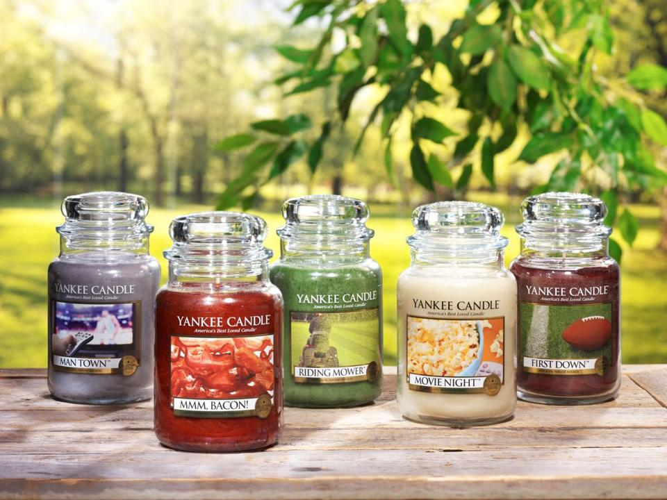 Yankee candle s series for men how do they smell the for Most popular candles 2017