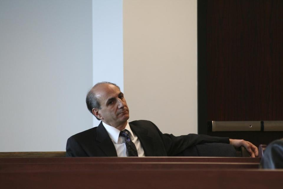 Charles Toomajian pleaded guilty to charges he laundered nearly $660,000.