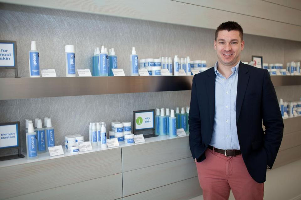 """If you have oily skin, be careful with oil-free products. A little oil maintains skin's natural levels,"" says Pete Dziedzic, owner of skoah Boston."
