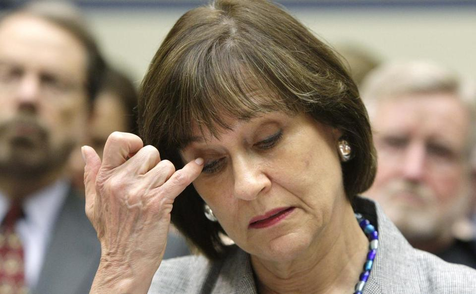 IRS official Lois Lerner told a House panel she did not try to mislead Congress, then invoked her right not to testify.