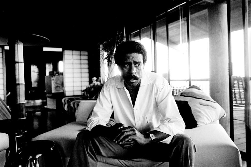"""Richard Pryor: Omit the Logic"" recounts the comedian's professional triumphs as well as his multiple marriages and infidelities, run-ins with the law, and his substance abuse problems."