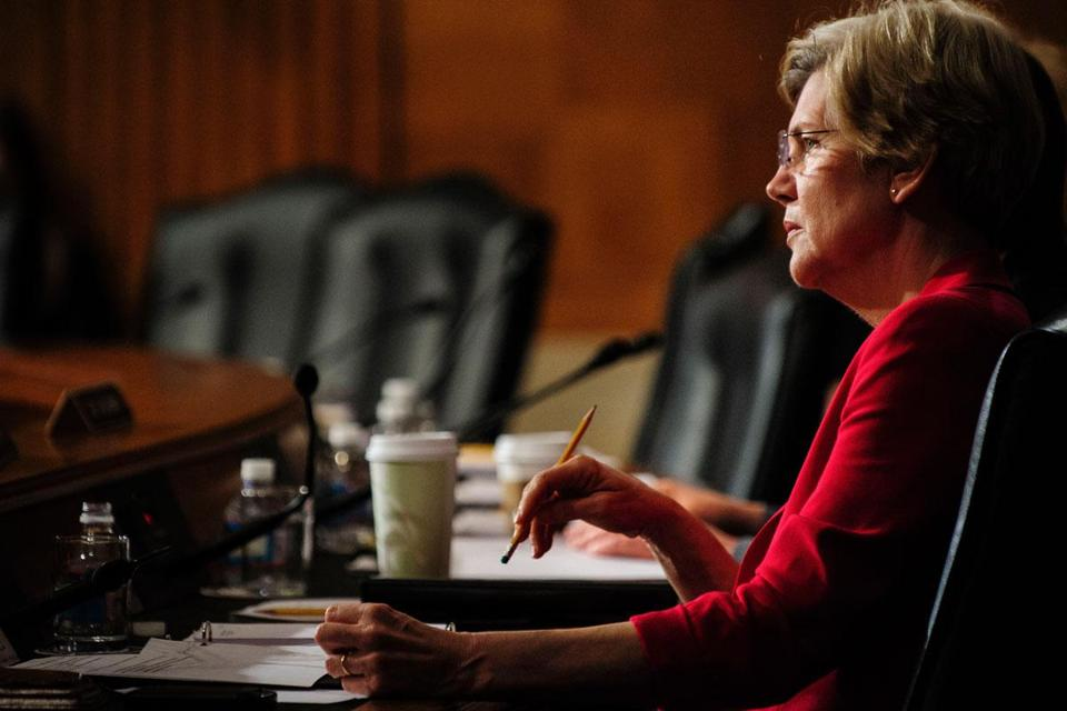 "Warren wondered how many had been harmed or killed by tainted pharmaceuticals since 1997. ""Why don't you know?'' she asked. ""You're the federal drug administration."""