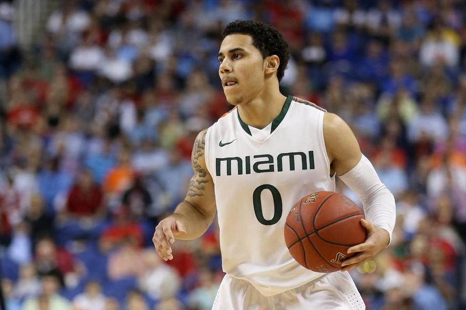 Shane Larkin is a projected first-rounder.