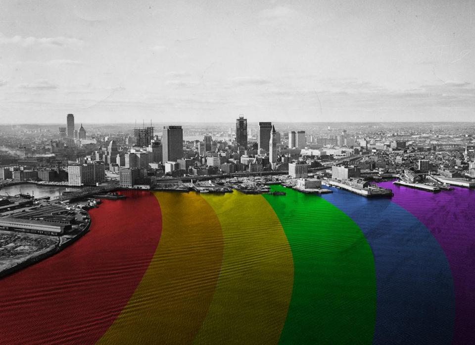 How Boston powered the gay rights movement