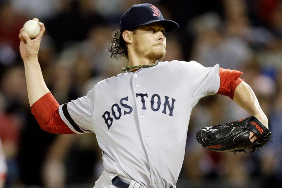 Clay Buchholz threw his normal bullpen session Saturday and played catch and long toss Monday.