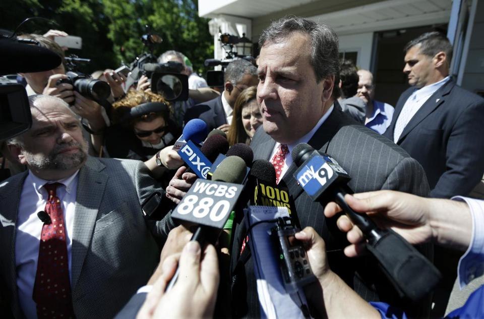 New Jersey Gov. Chris Christie said he wants to hold a special election to fill the Senate seat made vacant by Frank Lautenberg's death.