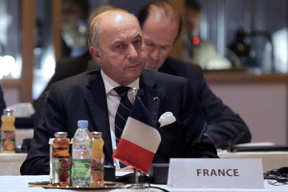 Foreign Minister Laurent Fabius of France said tests of samples taken from victims in Syrian prove use of sarin.