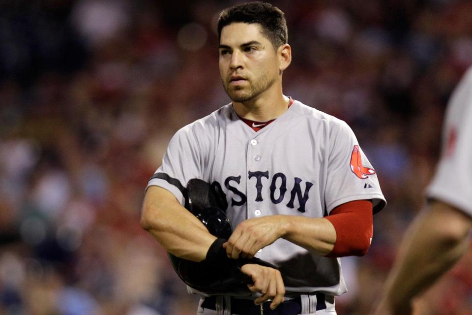 With a day off Monday, Jacoby Ellsbury had four days to nurse the injury.