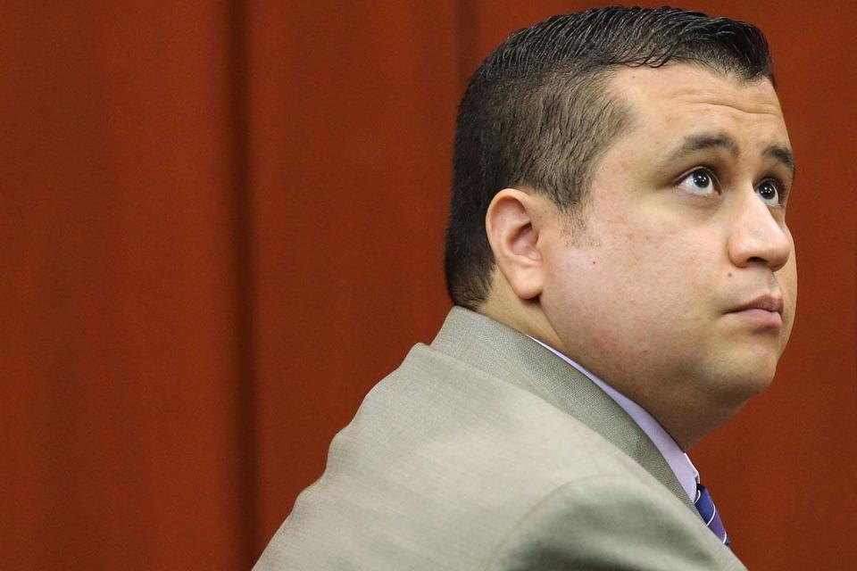 George Zimmerman's lawyers contend he feared for his life when he shot Trayvon Martin.