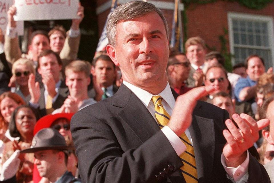 Paul Cellucci, governor from 1997 to 2001, never lost an election. He died at 65 Saturday of Lou Gehrig's disease.