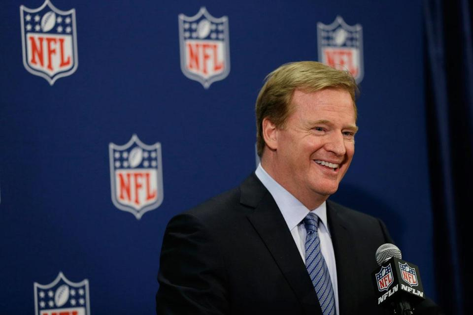 Roger Goodell and the NFL certainly appear to be trying to make up for some of the mistakes of the past.