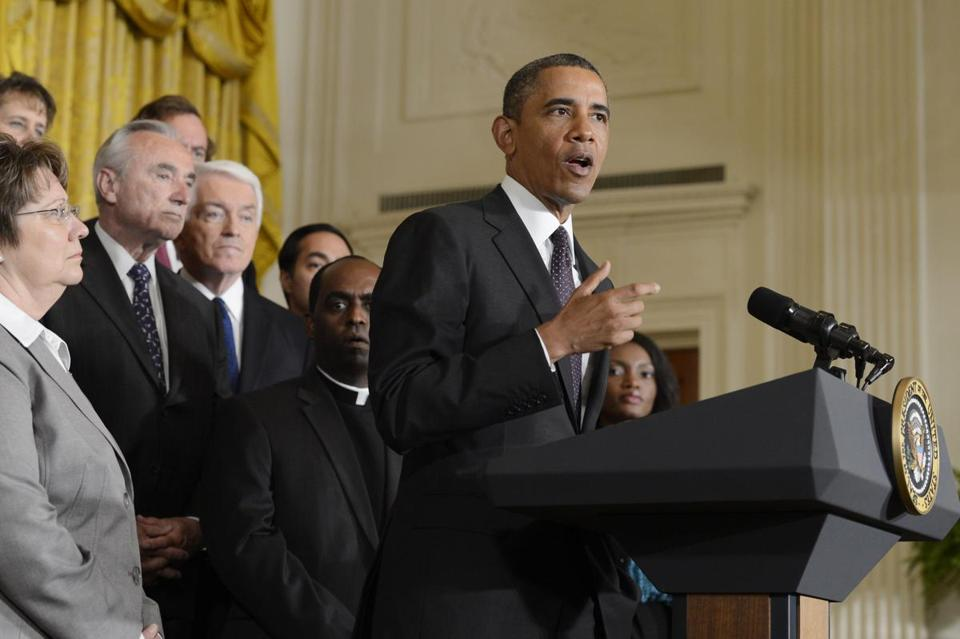 President Obama has said repeatedly that the current immigration system is broken.