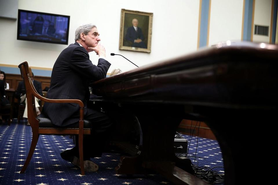 FBI Director Robert Mueller told the House Judiciary Committee that the leaks have made the nation vulnerable.