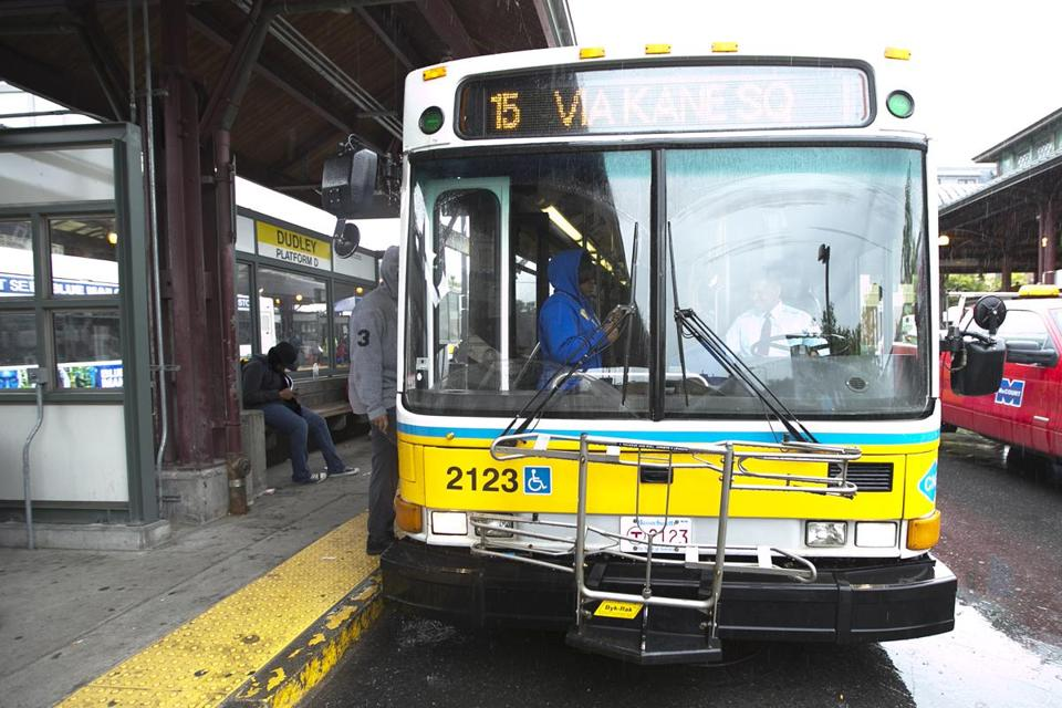 MBTA bus route 15 will undergo changes June 24 through July 12.