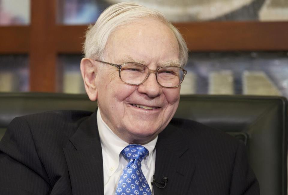Warren Buffett said in 2006 that he plans to donate his fortune gradually.