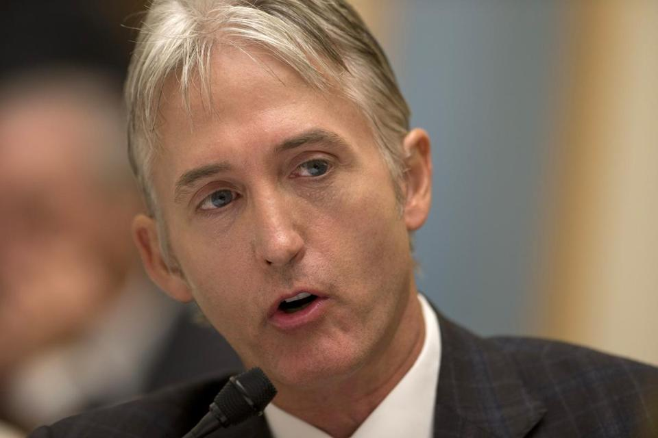 "Representative Trey Gowdy said the House's bill offers an ""increment by increment'' approach to immigration."