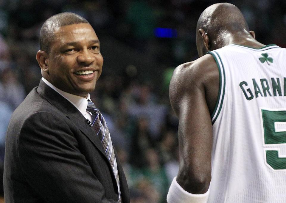Doc Rivers led the Celtics for nine seasons, and was the second longest tenured coach in the NBA.