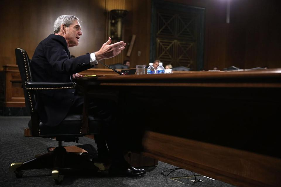 FBI director Robert S. Mueller III described why security officials are reluctant to change the surveillance program during a hearing on Wednesday.