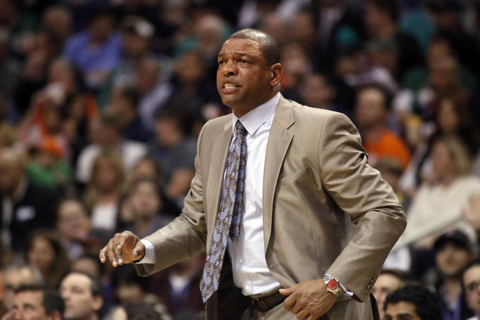 The Celtics and Clippers just can't seem to get together on a Doc Rivers deal.