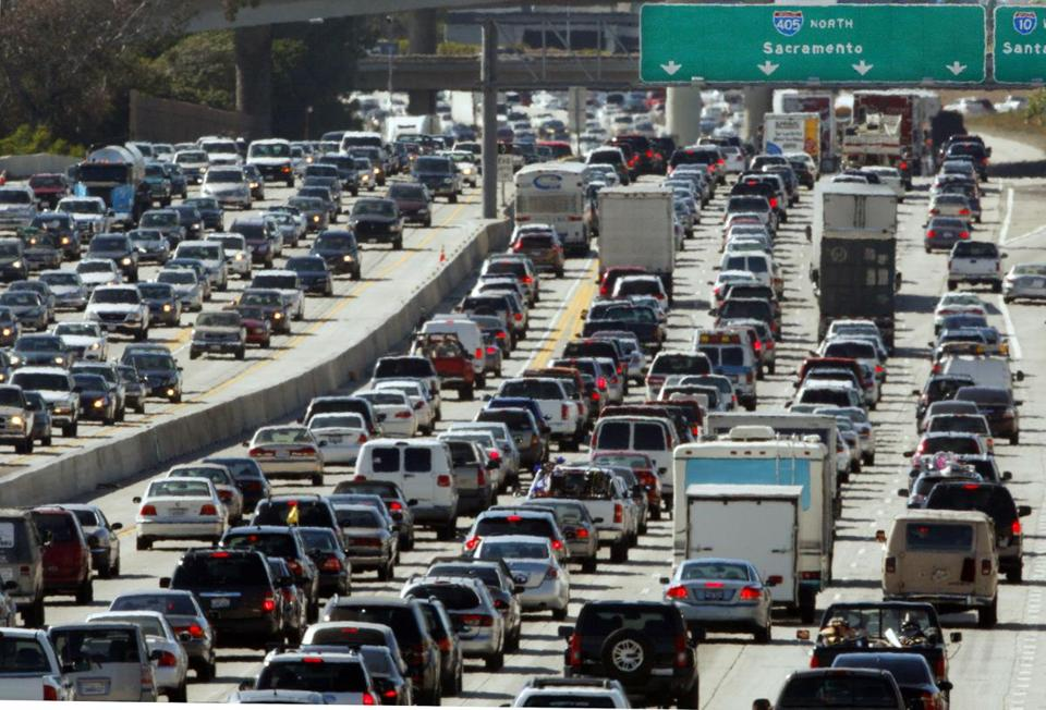 Angelenos have been among the most car-dependent US commuters, with 67 percent commuting solo in 2009.