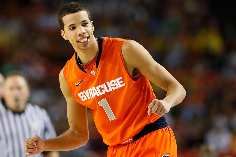 Michael Carter-Williams, who many thought may have a chance to play Division 3, instead helped Syracuse reach the Final Four.