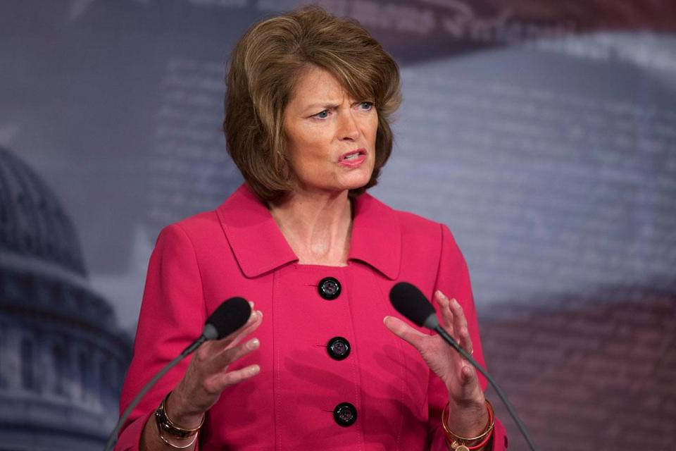 Senator Lisa Murkowski of Alaska is the 11th Republican to agree to back the bipartisan measure.