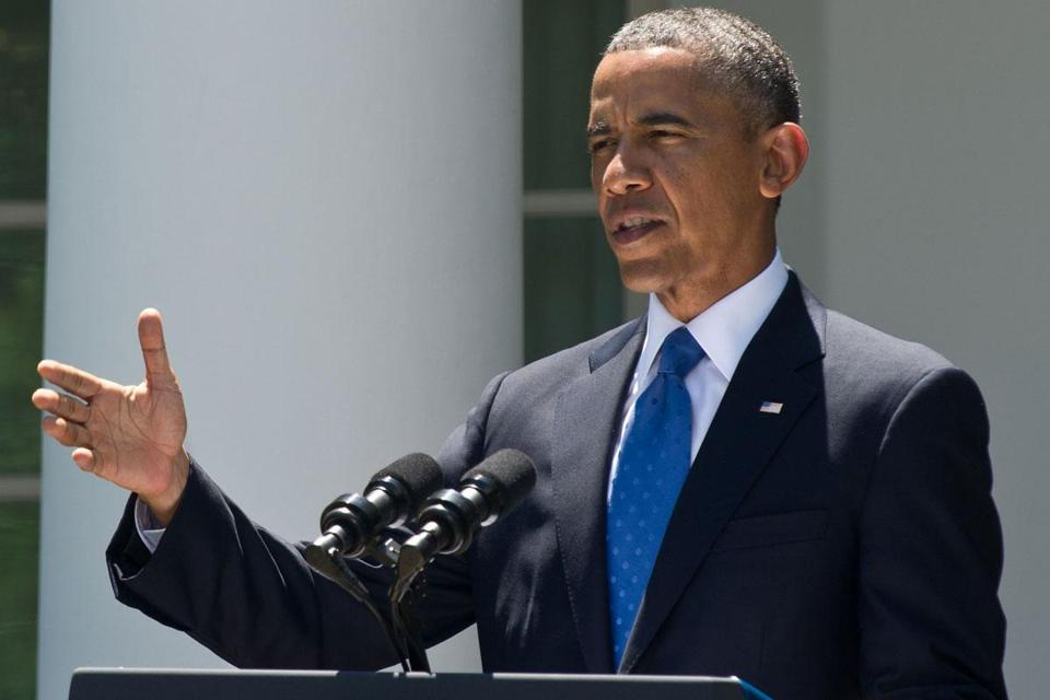 President Obama has insisted the programs are subject to intense judicial and congressional oversight.