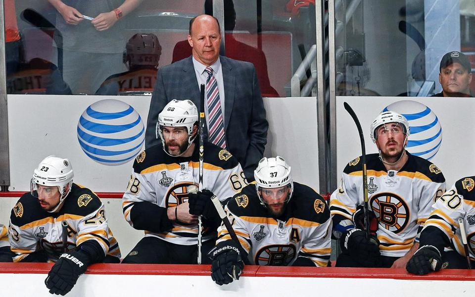 Claude Julien and the Bruins are looking to avoid elimination in Game 6 of the Stanley Cup Final.