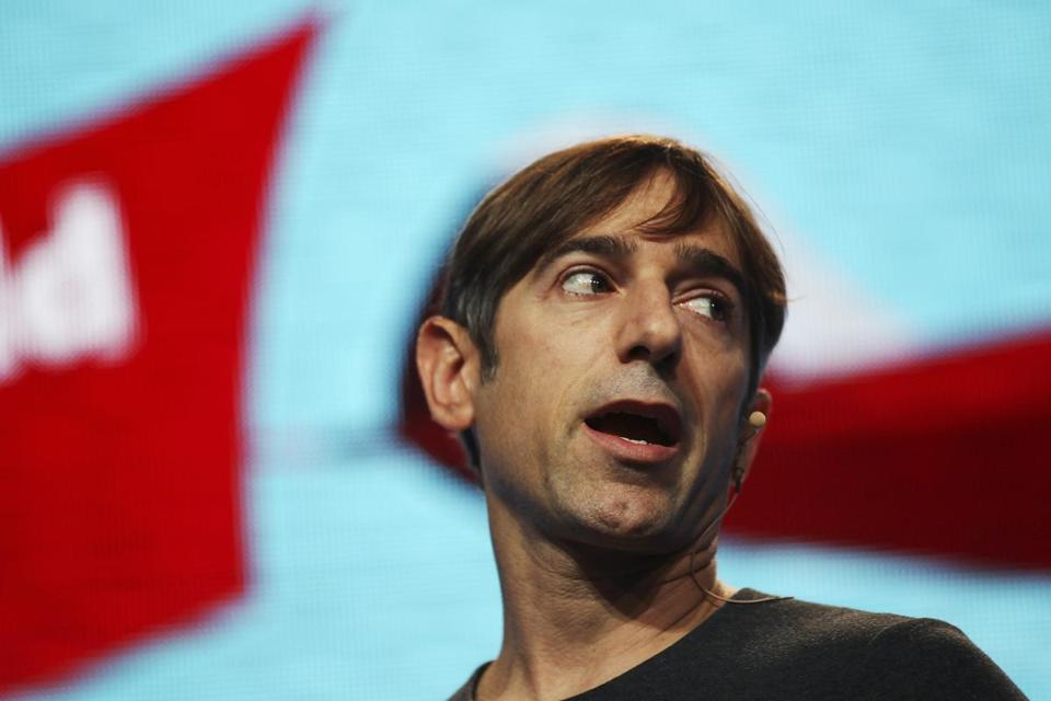 Mark Pincus, who founded Zynga in 2007, will stay on as the company's chief product officer.