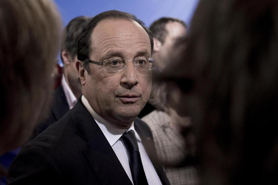 President Francois Hollande of France insisted talks about surveillance be scheduled, too.