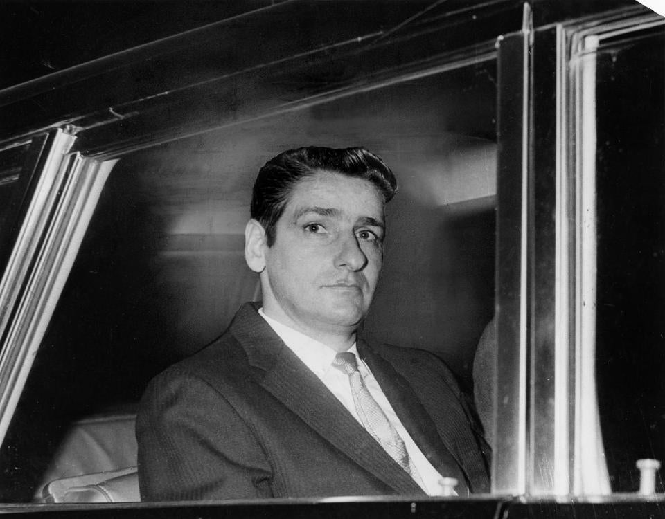 Albert DeSalvo had confessed to the Boston Strangler killings of the 1960s. He was stabbed to death in prison in 1973.