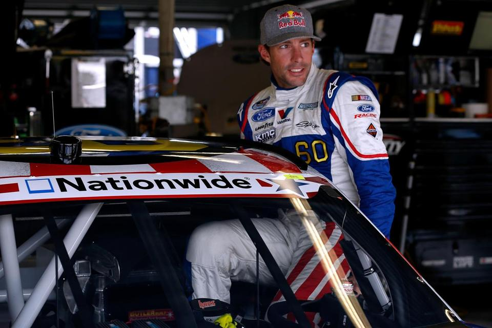 High-flying Travis Pastrana is learning the ins and outs of NASCAR's Nationwide Series.