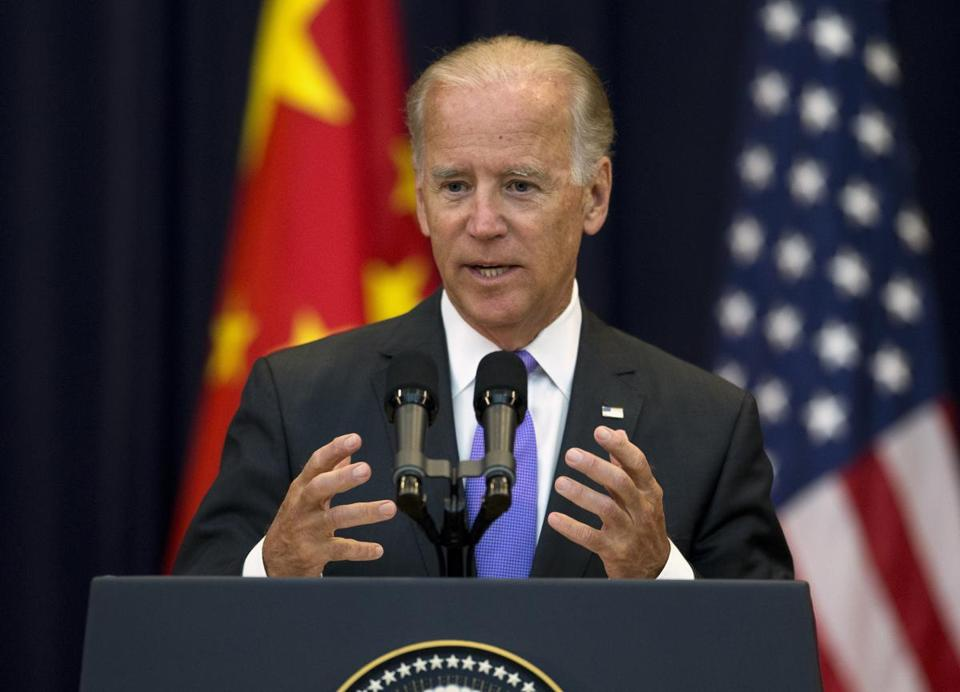 Vice President Joe Biden spoke at the opening session of the 2013 Strategic and Economic Dialogue on Wednesday.