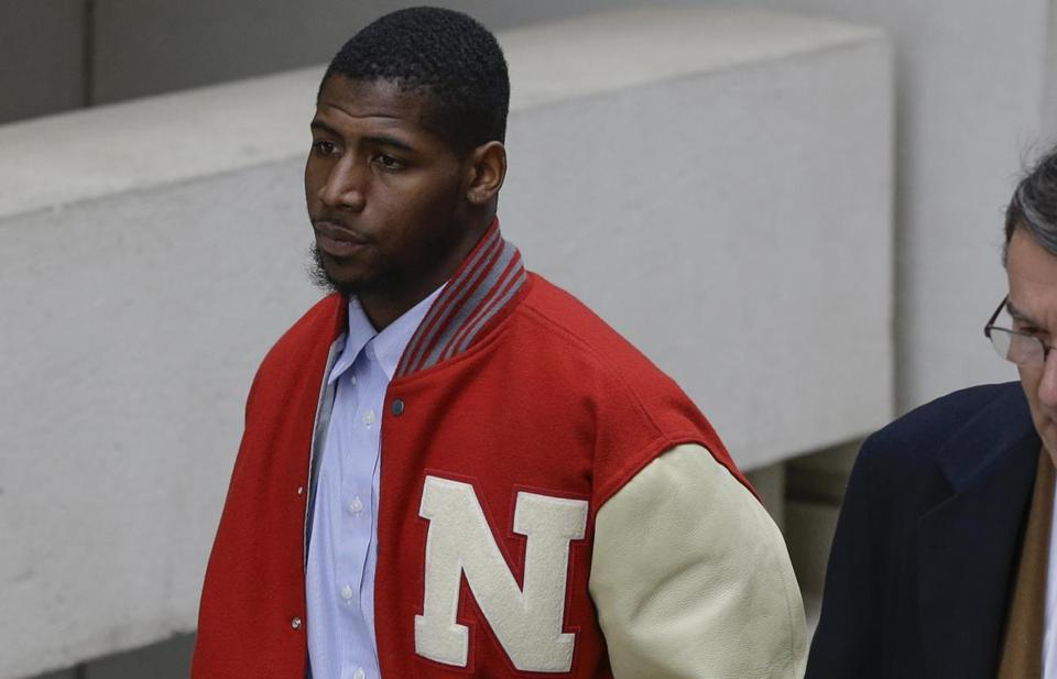 Alfonzo Dennard, shown at an April court appearance, is due back in court on Aug. 12.