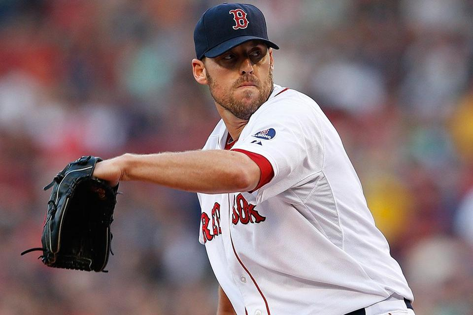 John Lackey has been the poster boy for Red Sox rehabilitation.