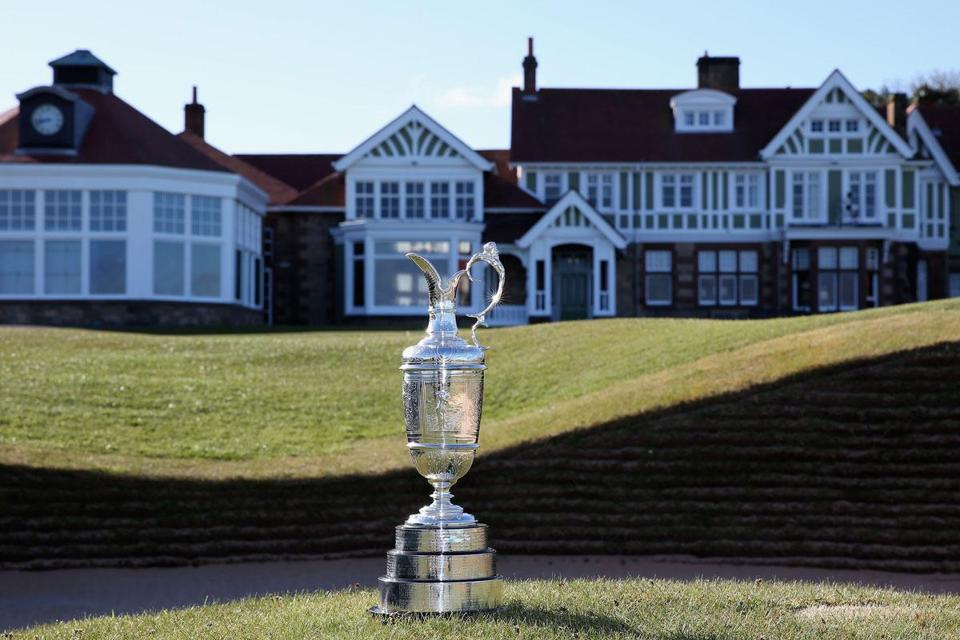 The British Open returns Thursday to Muirfield for the 16th time dating to 1892.