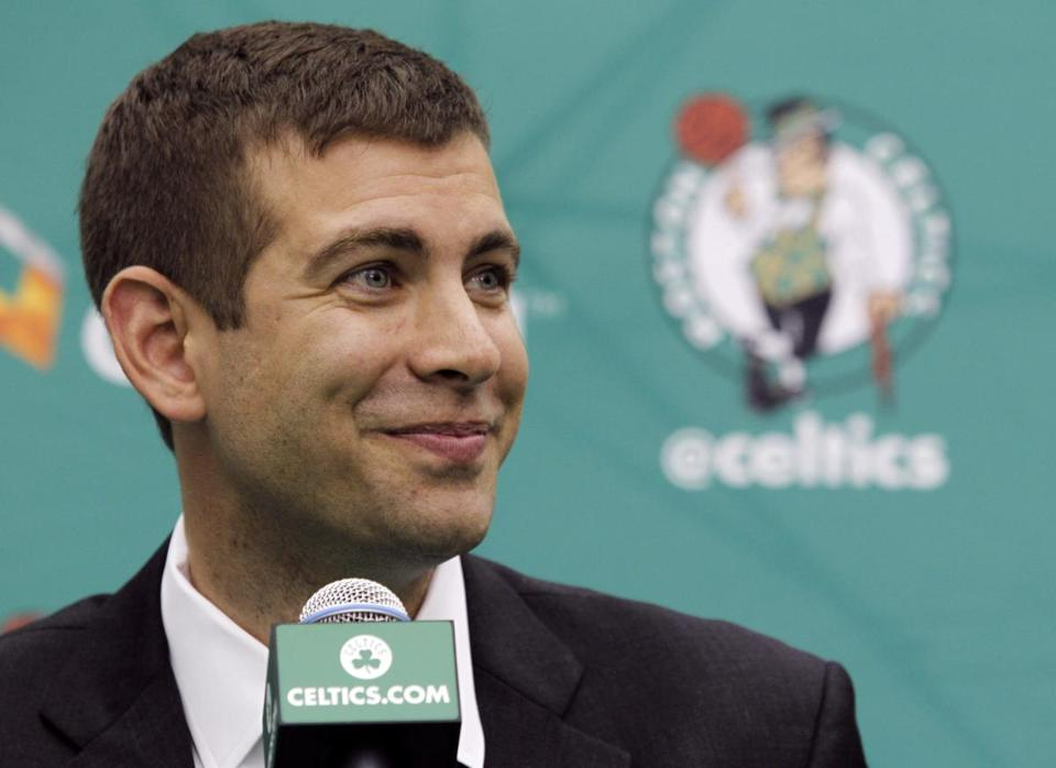 The Celtics and their rookie NBA head coach Brad Stevens open the regular season Oct. 30 in Toronto.