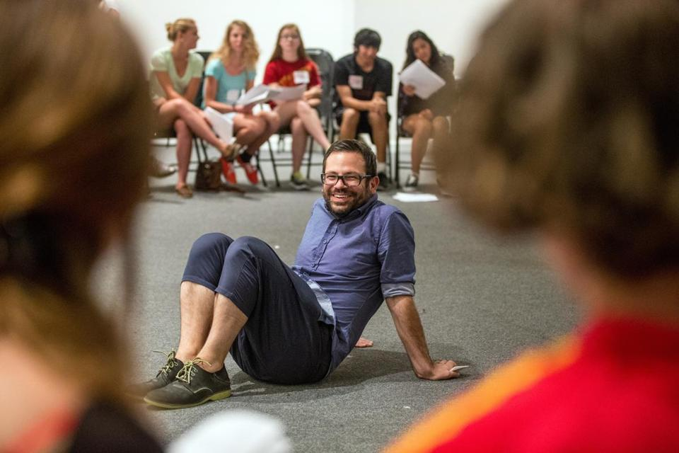 "With ""Pharmasphere,"" Pedro Reyes is improvising with high school students to open society's relationship with all drugs to new ways of scrutiny."