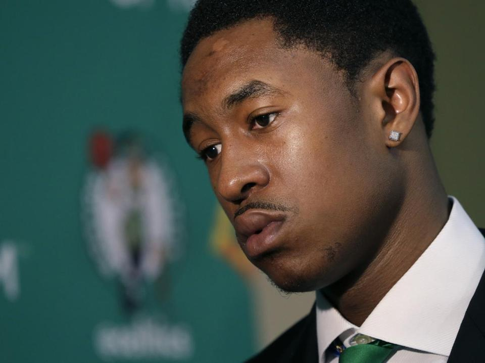 """The green? I love the green, I love what it stands for,"" MarShon Brooks said."
