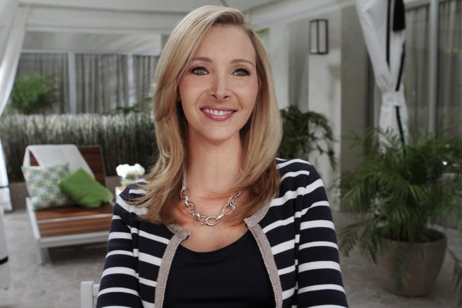 "Lisa Kudrow as Fiona Wallice in ""Web Therapy."""