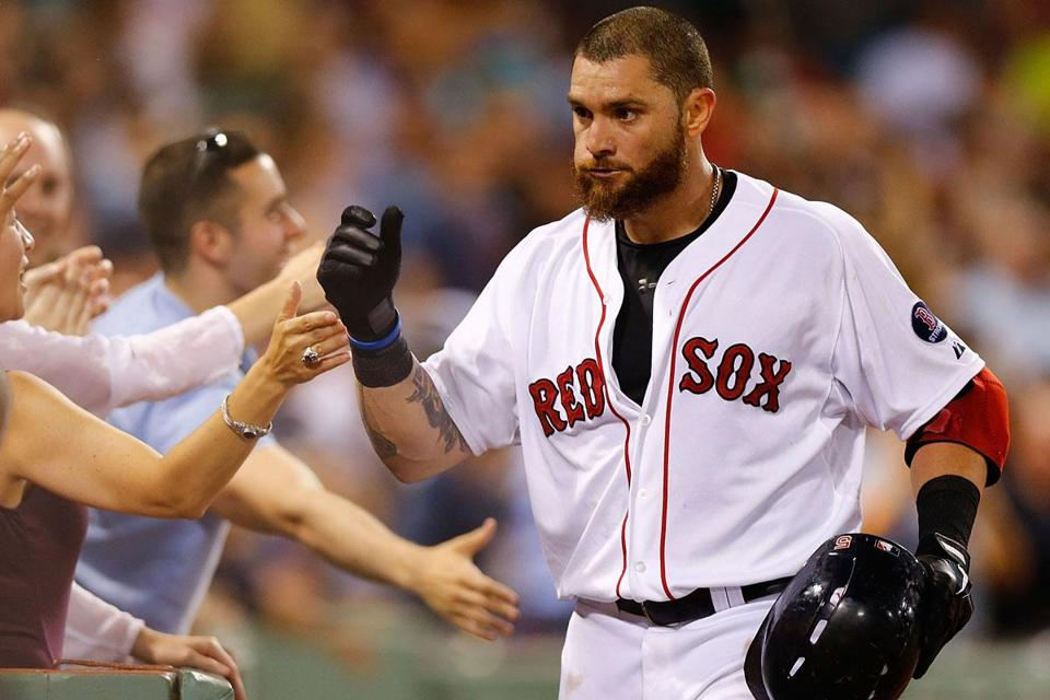 The approach, Jonny Gomes said, is the same no matter who's on the mound.