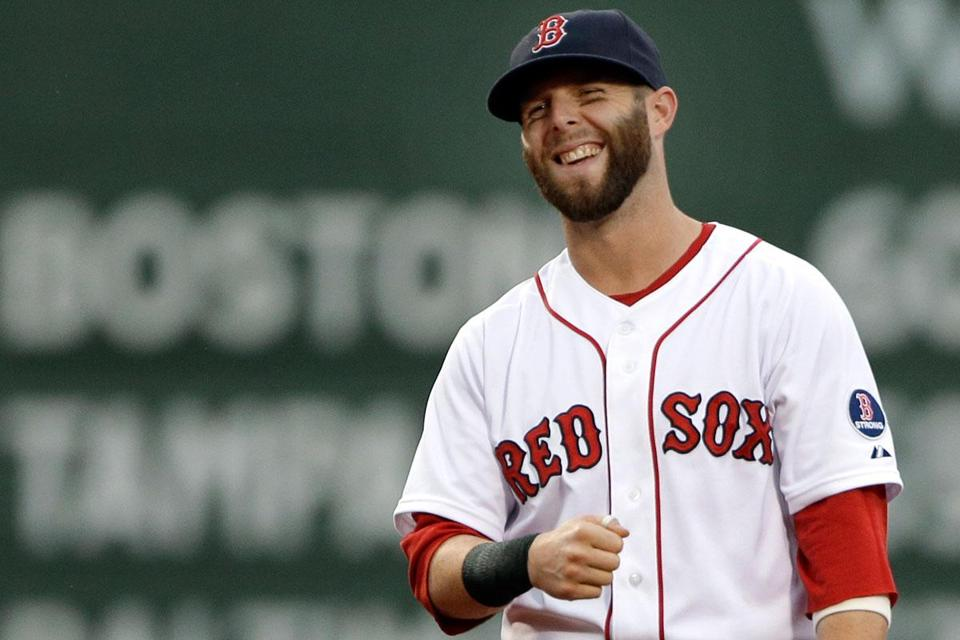 The deal would take Dustin Pedroia through the end of the 2021 season, at which point he would be 38.