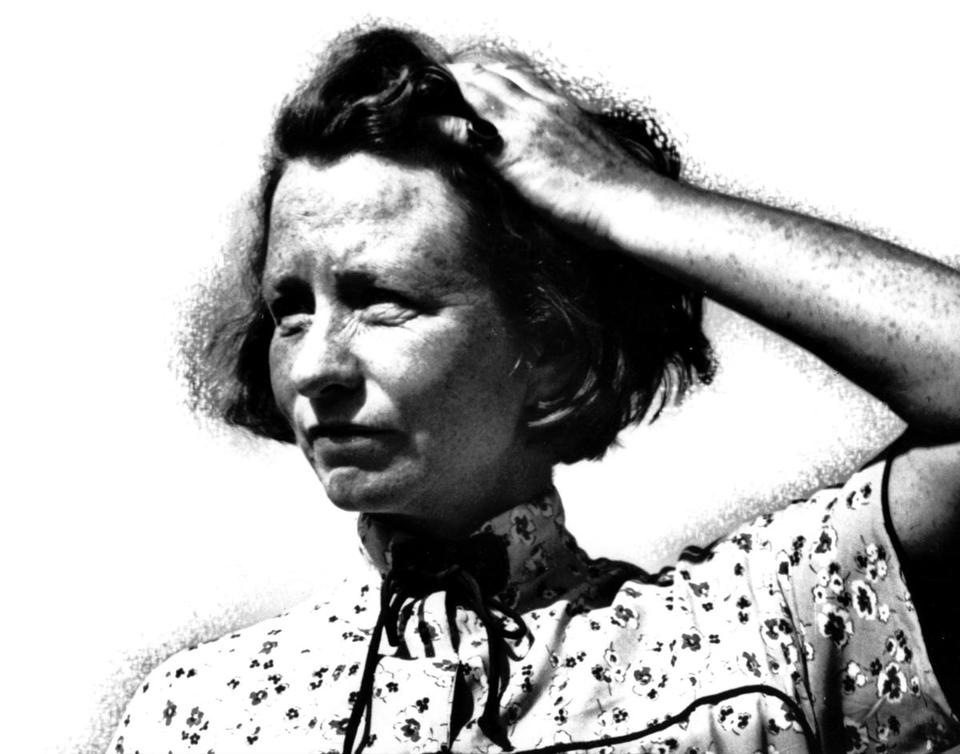 Poet Edna St. Vincent Millay was one of the most famous women in America in the 1920s and '30s.